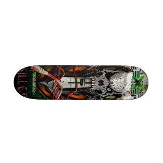 Fear Death Xperience -FDX- : Killer Deck X1 Skate Board Deck