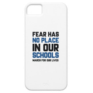 Fear Has No Place In Our Schools Case For The iPhone 5