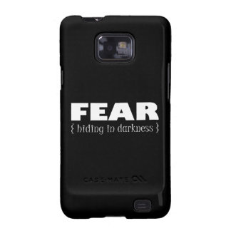 Fear - hiding in darkness galaxy s2 covers