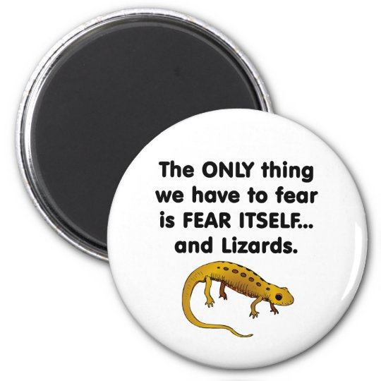 Fear Itself lizards 1 Magnet