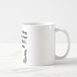 Fear Itself Skunks Coffee Mug