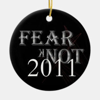 Fear kNot 2011 Ornament