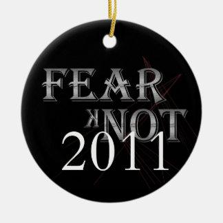 Fear kNot 2011 Ornament