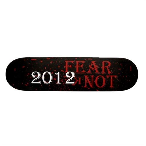 Fear kNot Skateboard