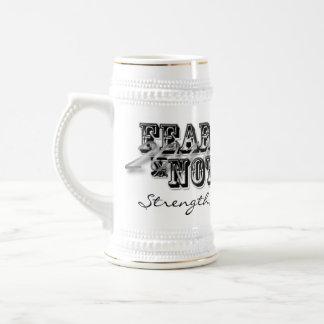 Fear kNot Stein 18 Oz Beer Stein