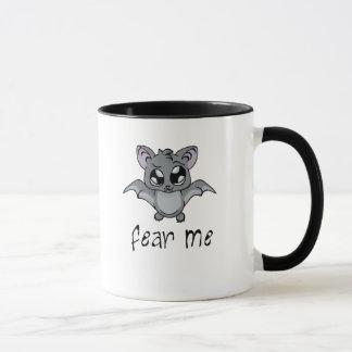 Fear Me! Bat Mug