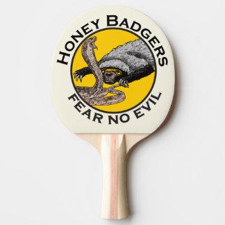 Fear No Evil Honey Badger Snake Animal Art Design
