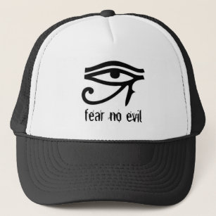 b594ed6395d Fear No Evil Baseball   Trucker Hats