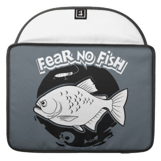Fear No Fish Sleeves For MacBooks