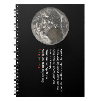 Fear Not at All Notebooks