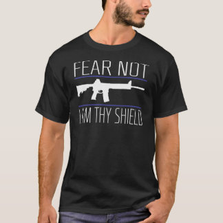 Fear Not, Blue T-Shirt