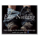 Fear Nothing Poster