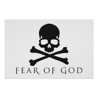 Fear Of God Poster