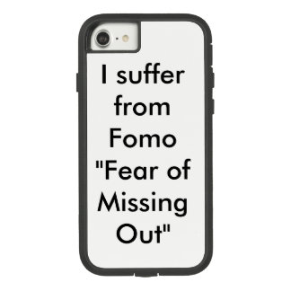 Fear of Missing Out Case-Mate Tough Extreme iPhone 8/7 Case
