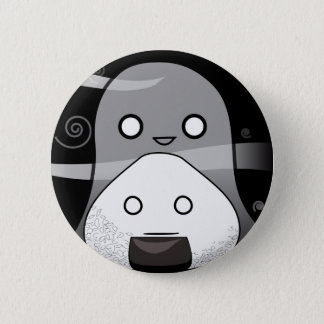 Fear pinches! 6 cm round badge