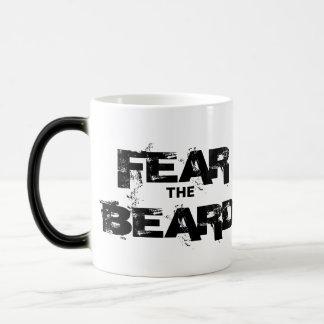 FEAR THE BEARD mug