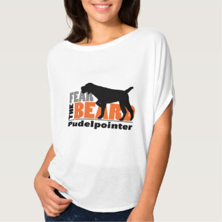 Fear the Beard - Pudelpointer T-Shirt