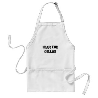 Fear the Cellos Standard Apron