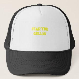 Fear the Cellos Trucker Hat