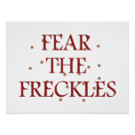 Fear the Freckles