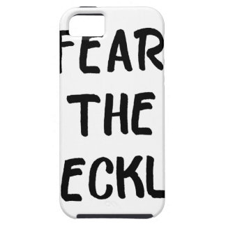 Fear the Freckles Tough iPhone 5 Case