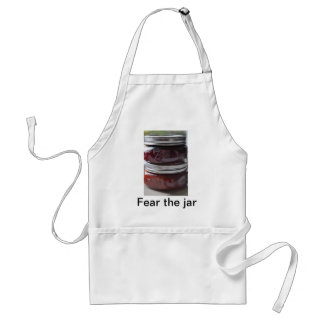 Fear The Jar Standard Apron