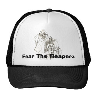 Fear The Reaperz hat