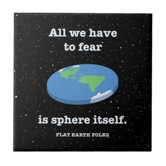 Fear the Sphere Tile
