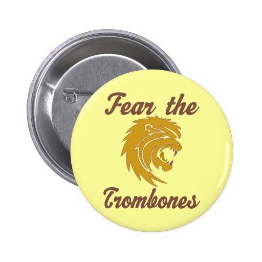 Fear The Trombones Button