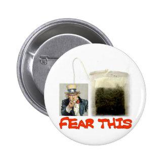FEAR THIS PINS