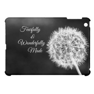 Fearfully and Wonderfully Made Bible Verse Cover For The iPad Mini
