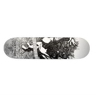Fearfully & Wonderfully Skateboard Root::Man::Tree