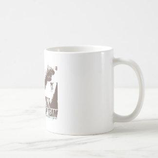Fearless Basic White Mug
