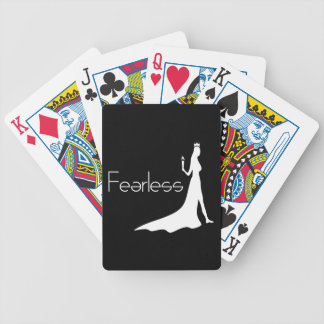 Fearless Bicycle Playing Cards