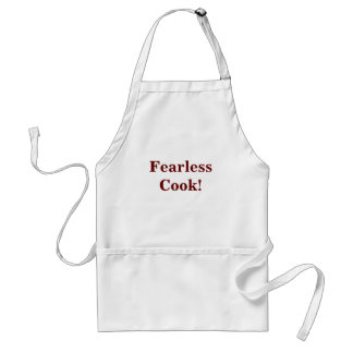 Fearless Cook! Standard Apron