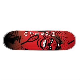 Fearless Custom Skate Board