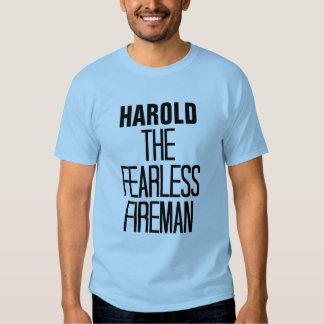 Fearless Fireman Tee Shirt