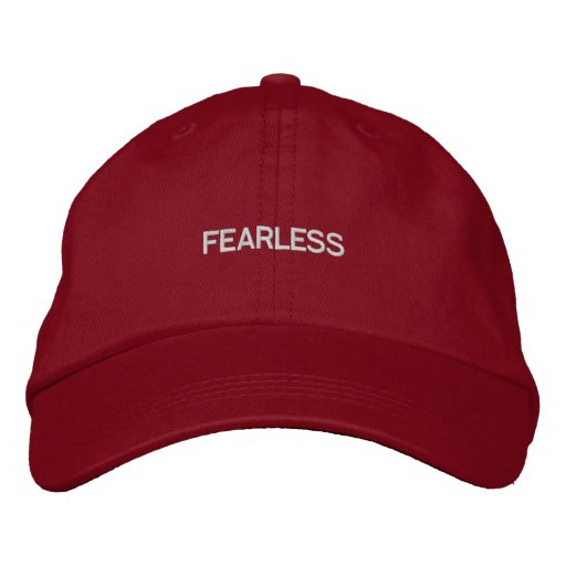 FEARLESS Hat Baseball Cap