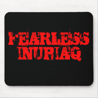FEARLESS INUPIAQ MOUSE PAD