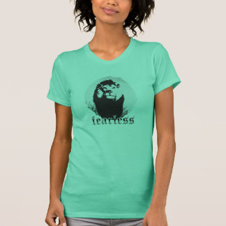 Fearless Lion Graphic T-shirt