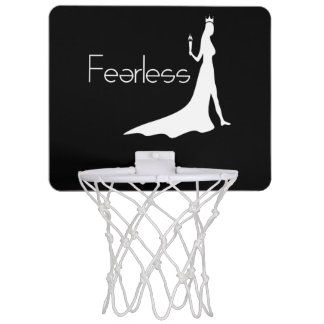 Fearless Mini Basketball Hoop