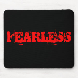 FEARLESS MOUSE PAD