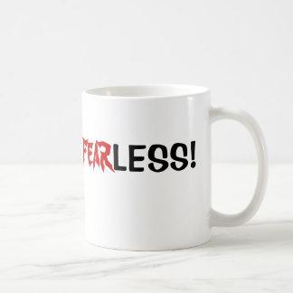 FEARLESS! Mug w/Scripture