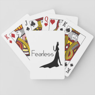Fearless Playing Cards