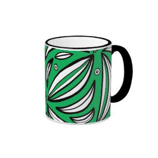 Fearless Progress Hug Creative Ringer Mug