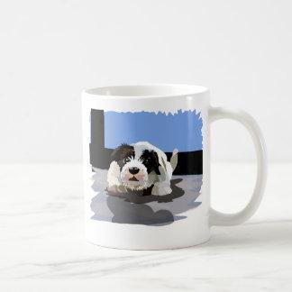 Fearless Protector Basic White Mug