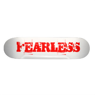 FEARLESS SKATE BOARD DECK