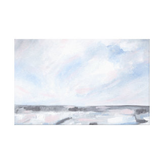 Fearless - Stormy Seascape Canvas Print