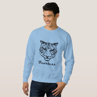 Fearless Tiger sweatshirt