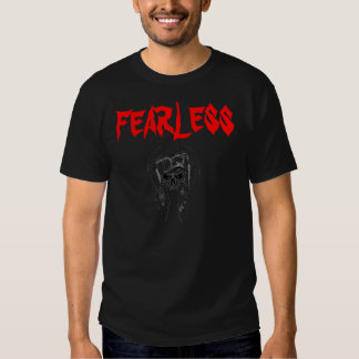 FEARLESS TSHIRTS